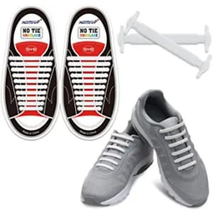 Homar No Tie Shoelaces: Kids' for $3.20, Adults' for $3.60