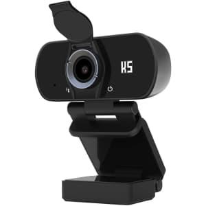 Konnek Stein 1080p Webcam w/ Microphone for $27