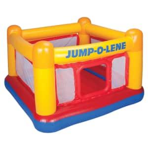 Intex Jump-O-Lene Bounce House for $33