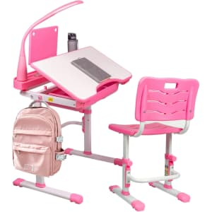 Xuany Kids' Desk and Chair Set for $60