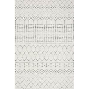 nuLOOM Moroccan Blythe 5x7.5-Foot Area Rug for $95