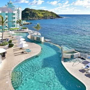 5-Night Beach Resort Stay in St. Maarten through March '22 at Travelzoo: for $699 for 2