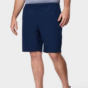 32 Degrees Men's Hybrid Gym to Swim Shorts for $13