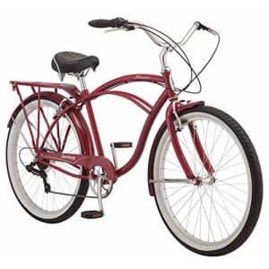 Schwinn Sanctuary 7 Comfort Cruiser Bike, Featuring Retro-Styled 18-Inch/Medium Steel Step-Over for $543