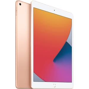 "Apple iPad 10.2"" 32GB WiFi Tablet (2020) for $299"