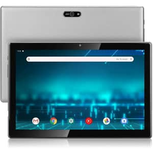 """Haovm MediaPad 10"""" 64GB Android 10 Tablet for $120"""