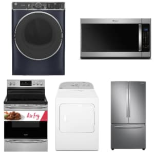 Appliance Special Values at Lowe's: $50 off