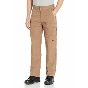 "TRU-SPEC Men's Shorts, TRU Simply Tactical P/C R/S w/ cargo pockets, Coyote, 44"" for $37"