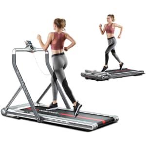 Rhythm Fun Folding Treadmill for $489