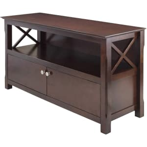 Winsome Xola Media/Entertainment TV Stand for $128