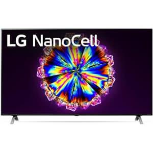 """LG 55"""" NanoCell 4K UHD HDR Smart TV (2020) for $970"""