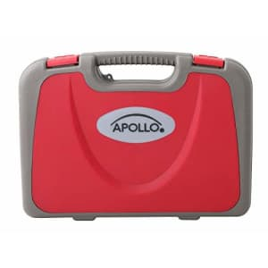 Apollo Tools DT0773 135 Piece Complete Household Tool Kit with 4.8 Volt Cordless Screwdriver and for $62