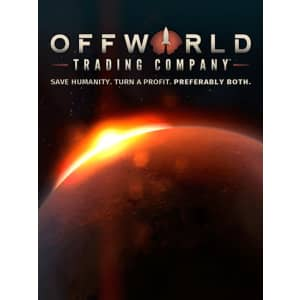 Offworld Trading Company for PC (Epic Games): free