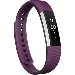 Fitbit FB406PMS Alta Fitness Tracker - Plum - Small (5.5 - 6.7 Inch) for $90