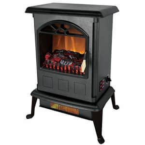 Warm Living WLSP18 Infrared Stove Heater WL-SP18 for $63