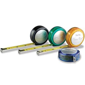 Komelon 3110 10-Foot Touch Lock Tape Measure - 6 Pack for $67