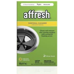 Affresh Disposal Cleaner 3-Pack for $2.56 via Sub & Save
