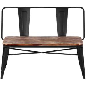 iKayaa Dining Bench Chair for $140