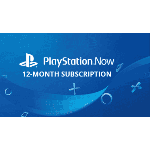 PlayStation Now 12-Month Subscription: $42.74