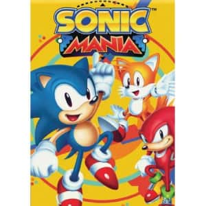 Sonic Mania for PC (Epic Games): free