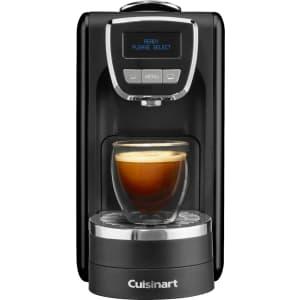 Cuisinart Espresso Defined 19-Bar Programmable Machine for $100