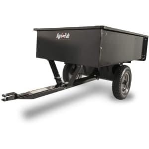 Agri-Fab Utility Tow Behind Dump Cart for $215