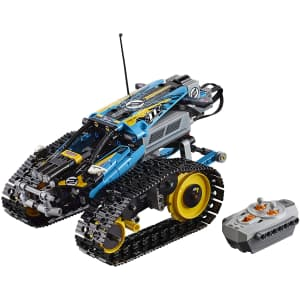 LEGO Technic Remote Control Stunt Racer for $83
