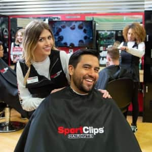 Sport Clips Haircut: free w/ American Red Cross Donation