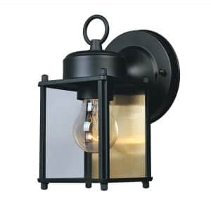 Designers Fountain Value Collection Wall Lantern for $23