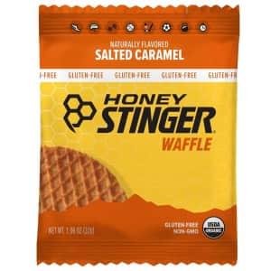 Honey Stinger Organic Gluten-Free Sports Nutrition Waffle 16-Pack for $16 via Sub & Save