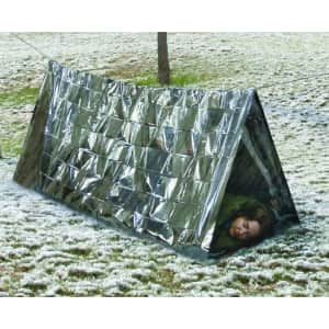 ust Survival Reflect Tent for $7