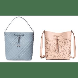 Lauren Ralph Lauren Debby Drawstring Bag for $92