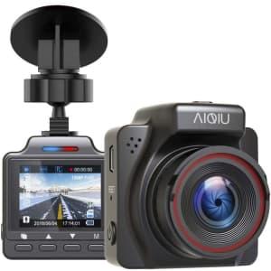 Aiqiu Dash Cam for $50