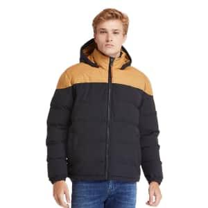Timberland Men's Welch Mountain Warmer Puffer Jacket for $75