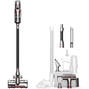 Puppyoo Mate Cordless Vacuum Cleaner for $400