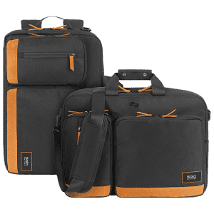 Solo NY Convertible Briefcase Backpack for $29