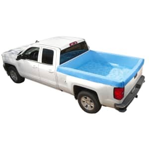 Bestway Portable Payload Pickup Truck Bed Swimming Pool for $47