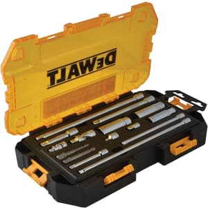 DeWalt 15-Piece Accessory Tool Kit for $26