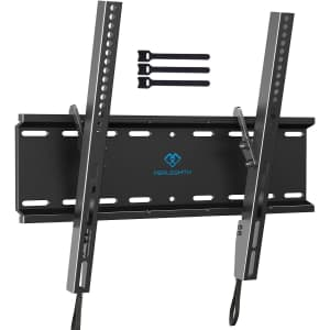 """Perlesmith Tilting TV Wall Mount for 23"""" to 55"""" TVs for $17"""