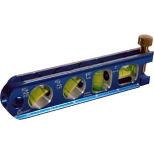 """Swanson 6.5"""" Lil Savage Solid Billet Torpedo Level for $25"""