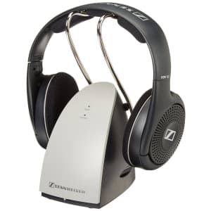 Sennheiser RS120 II On-Ear Wireless RF Headphones for $70