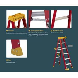 Louisville Ladder 8-Foot Type IA Fiberglass Step Ladder for $180