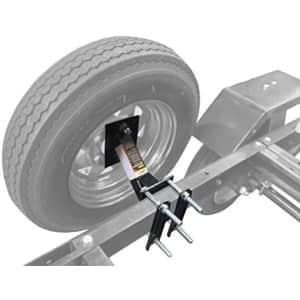 MaxxHaul Trailer Spare Tire Carrier for $17