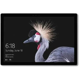 """Microsoft Surface Pro 5 12.3"""" 256GB Tablet for $585"""
