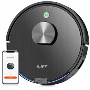 iLife A10 Robot Lidar Vacuum Cleaner for $250