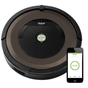 iRobot Roomba 890 App-Controlled Robot Vacuum for $468