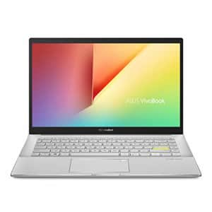 ASUS VivoBook S14 S433 Thin and Light Laptop, 14 FHD, Intel Core i5-10210U CPU, 8GB DDR4 RAM, 512GB for $959