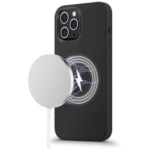 iLofri Magsafe Liquid Silicone Case for iPhone 12/12Pro from $5.59