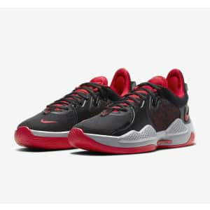 Nike Men's PG 5 Shoes for $66