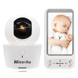 Miceshu Video Baby Monitor for $70